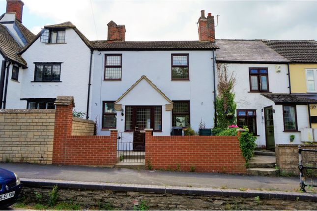 Thumbnail Terraced house to rent in Wood Street, Royal Wootton Bassett