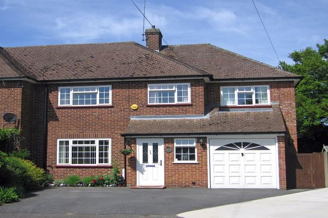 Thumbnail Semi-detached house to rent in Eastway, Beaconsfield