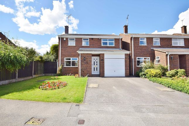 Thumbnail Detached house for sale in Ashford Rise, Sutton-In-Ashfield