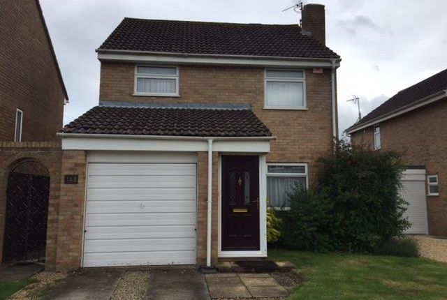 Thumbnail Detached house to rent in White Edge Moor, Swindon