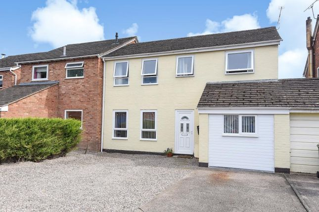 Thumbnail Terraced house for sale in Leominster, Herefordshire