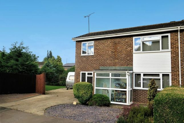 Thumbnail Semi-detached house for sale in Coppice Close, Banbury