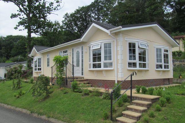 Thumbnail Mobile/park home for sale in Homelands Park (Ref 5928), Chorley, Bridgnorth, Shropshire