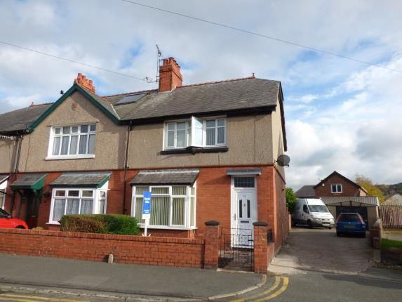 Thumbnail End terrace house for sale in Ronald Avenue, Llandudno Junction, Conwy
