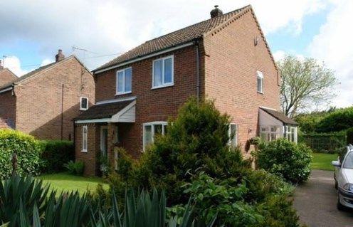 Thumbnail Detached house for sale in Thorpe Market, Norwich, Norfolk
