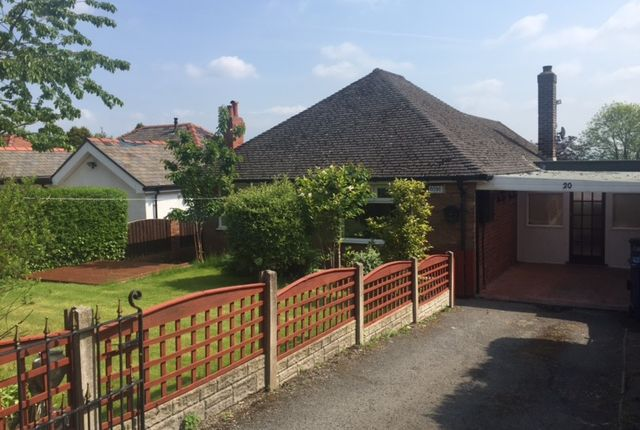 Thumbnail Detached bungalow to rent in Dingle Avenue, Upholland