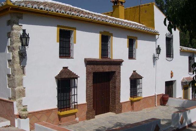 Property For Sale In Grazalema Spain