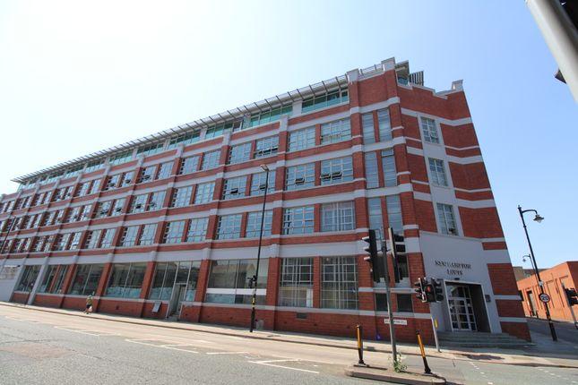 Front of Great Hampton Street, Hockley, Birmingham B18