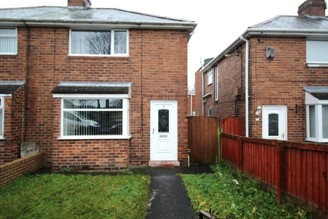 Thumbnail Semi-detached house to rent in Glenavon Avenue, Chester Le Street