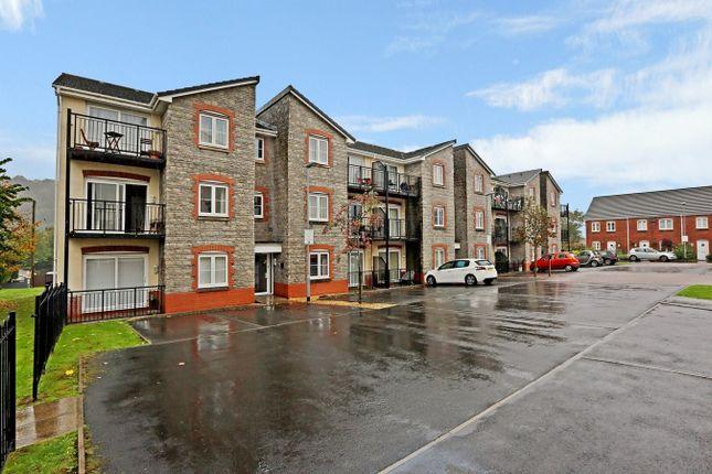 1 bed flat for sale in Heol Gruffydd, Pontypridd CF37