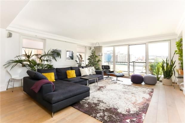 Thumbnail Flat for sale in Norfolk House, Trig Lane, London