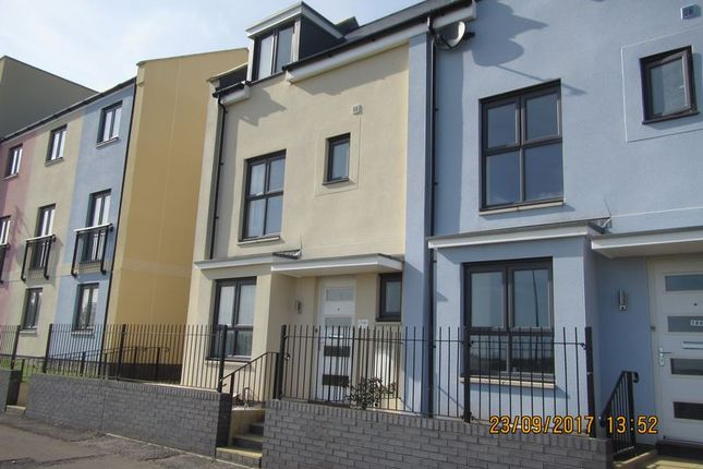 Thumbnail Terraced house to rent in Eighteen Acre Drive, Patchway, Bristol