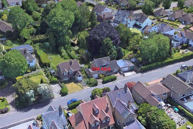 Aerial View of Abbots Road, Abbots Langley WD5