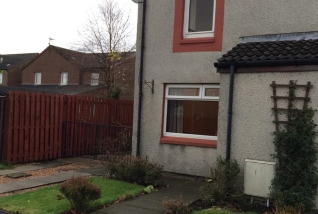 Thumbnail End terrace house to rent in 19A Springfield Road, Kinross, 8BT