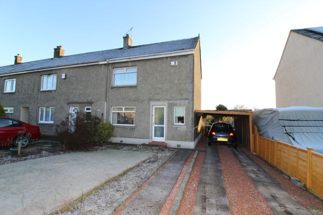 Thumbnail Terraced house for sale in South Commonhead Avenue, Airdrie