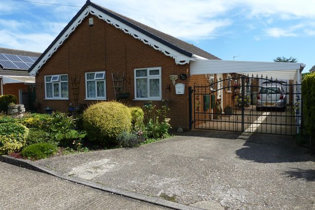 Thumbnail Detached bungalow for sale in The Forges, High Street, Mablethorpe
