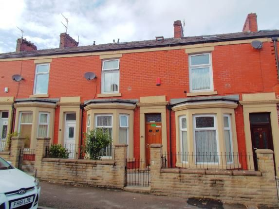 Thumbnail Terraced house for sale in Audley Range, Intack, Blackburn, Lancashire
