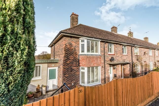 3 bed end terrace house for sale in Stansfield Road, Lewes, East Sussex