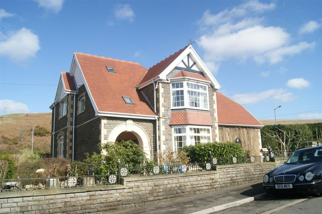 Thumbnail Detached house for sale in Bryn, Port Talbot