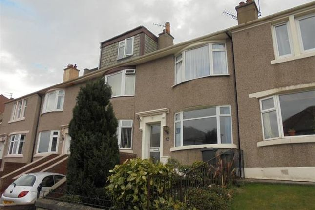 Thumbnail Terraced house to rent in Claremont Bank, Edinburgh