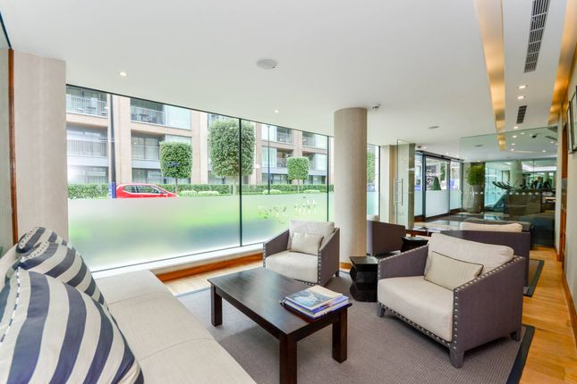 Thumbnail Duplex for sale in The Penthouse, Jaeger House, Chelsea Creek, London