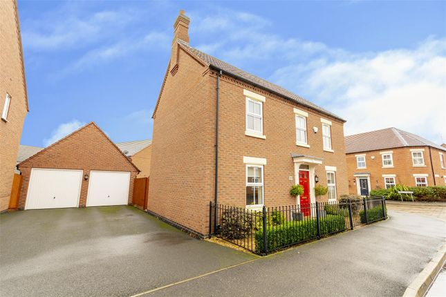 Detached house for sale in Circuit Drive, Long Eaton, Nottingham