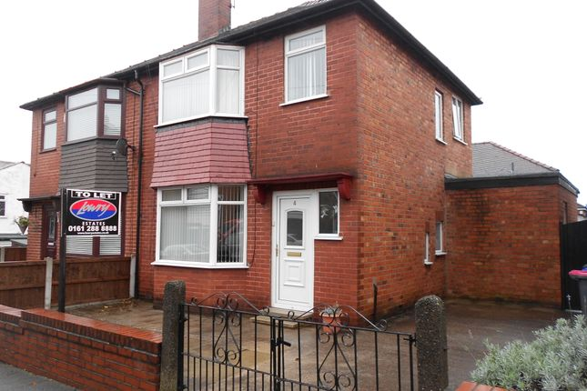Thumbnail Semi-detached house to rent in Stockton Street, Swinton