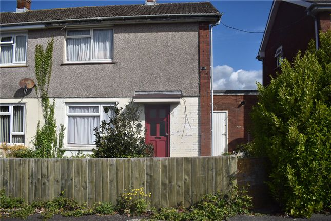 2 bed semi-detached house for sale in Marshall Road, Monkton, Pembroke SA71