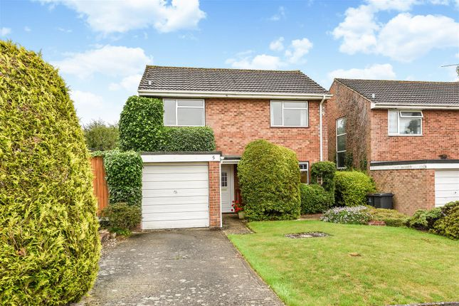 Thumbnail Property for sale in Hazel Close, Andover