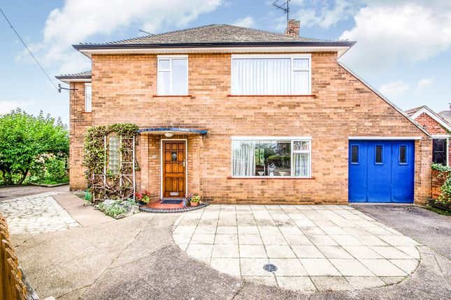 Thumbnail Detached house for sale in Crossways North, Wheatley Hills, Doncaster