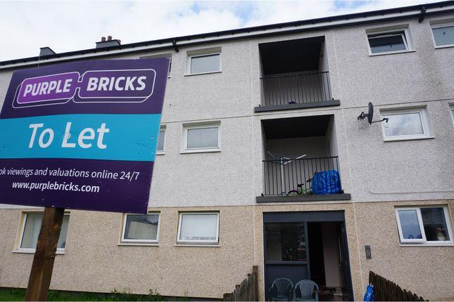 Thumbnail Flat to rent in 7 Glenelg Quadrant, Glasgow