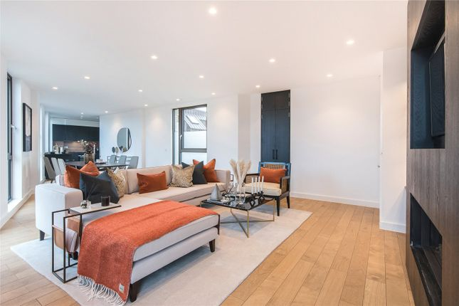 Thumbnail Flat for sale in Hand & Flower House, 617 Kings Road, London