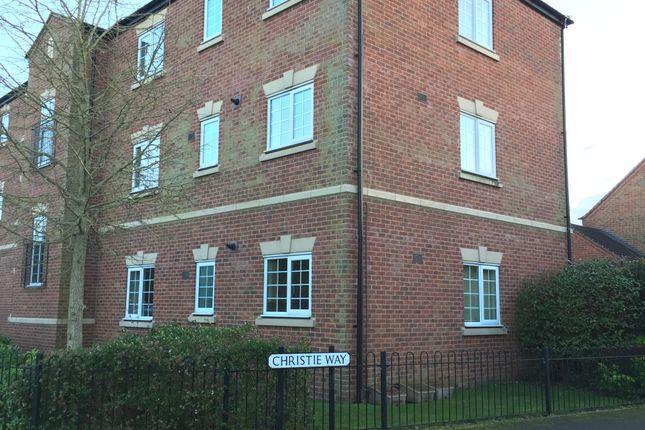 Thumbnail Flat to rent in Betjeman Road, Stratford-Upon-Avon