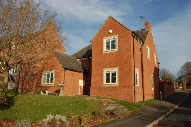 Thumbnail Detached house for sale in Pritchard Close, West Haddon, Northampton