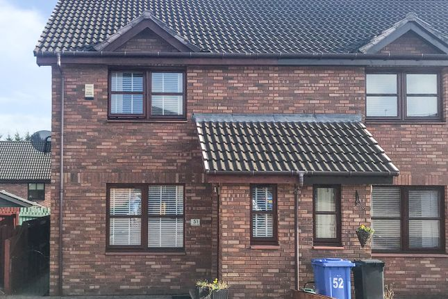 2 bed terraced house for sale in Lochshot Place, Livingston