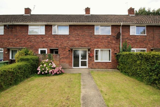 Thumbnail Terraced house to rent in Northfields, Near To Uea, Norwich