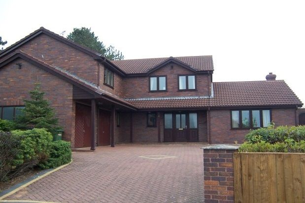 Thumbnail Detached house to rent in Rubbing Stone, Caldy, Wirral