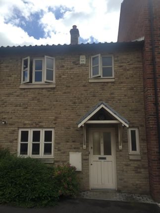 Thumbnail Terraced house to rent in St. Edmundsbury Mews, Bury St. Edmunds