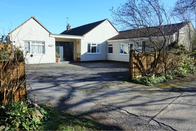 Thumbnail Detached bungalow for sale in Mill Leg, Congresbury