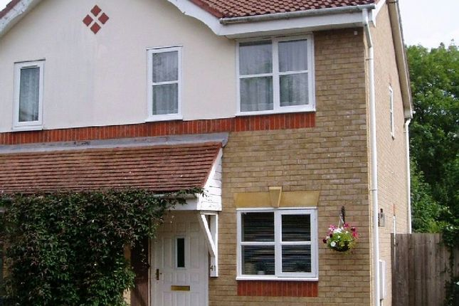 2 bed end terrace house to rent in Tom Paine Close, Thorpe Astley, Leicester LE3
