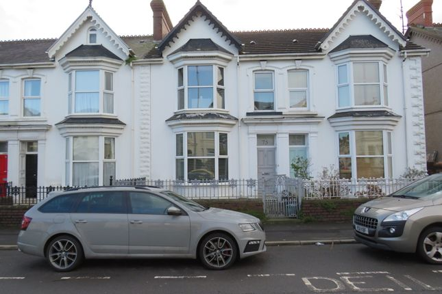 Thumbnail Terraced house for sale in Queen Victoria Road, Llanelli