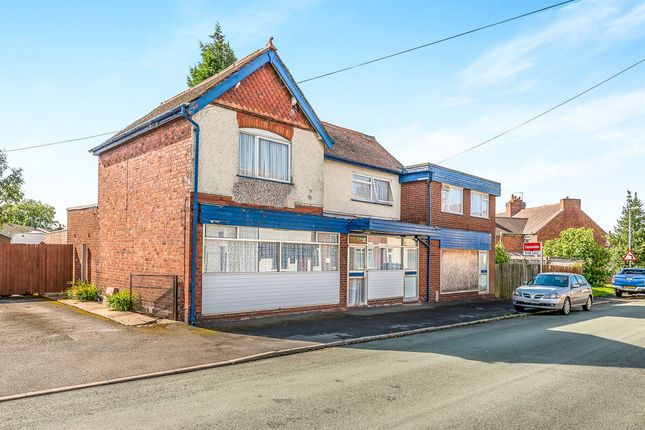 Thumbnail Detached house for sale in Lyndhurst Road, Heath Hayes, Cannock