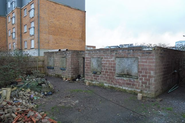 Thumbnail Land for sale in Moorhead Close, Cardiff