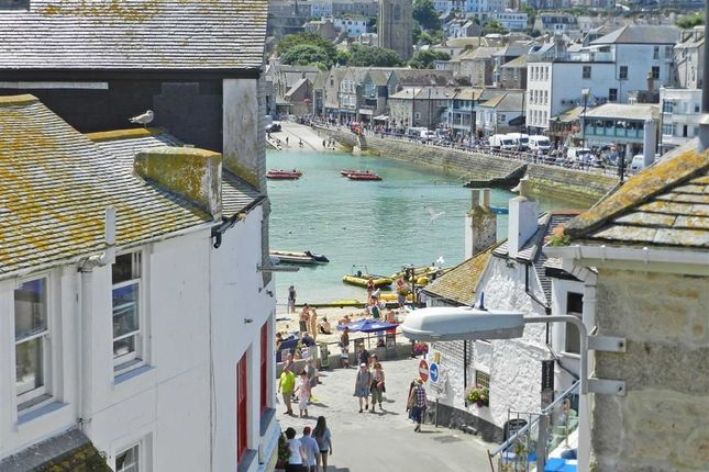 Thumbnail Flat for sale in St. Peters Street, St. Ives