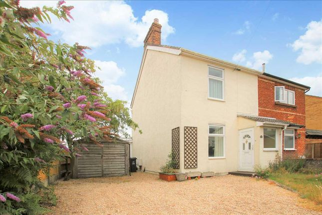Thumbnail Semi-detached house to rent in Cromwell Road, Parkstone, Poole