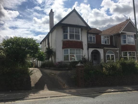 Thumbnail Flat for sale in Paignton, Devon, .