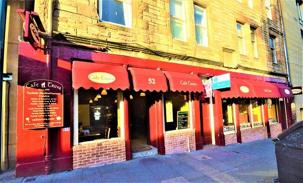 Thumbnail Restaurant/cafe for sale in Lady Lawson Street, Edinburgh