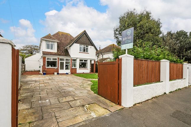 Thumbnail Detached house for sale in Admiralty Road, Felpham