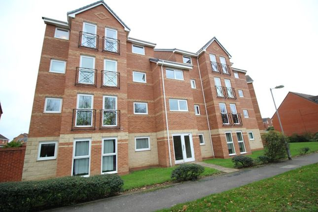 2 bed flat to rent in Marigold Walk, Nuneaton CV10