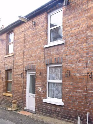 Thumbnail Terraced house to rent in 6, Wellington Terrace, Llanidloes, Powys